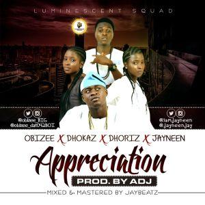 Appreciation #TK